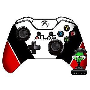 Adesivo de Controle Xbox One Atlas Mod 01