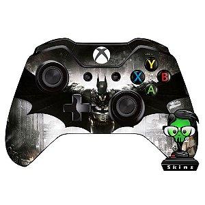 Adesivo de Controle Xbox One Batman Mod 01