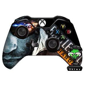 Adesivo de Controle Xbox One Battlefield Mod 01
