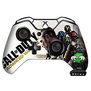 Adesivo de Controle Xbox One Call Of Duty Advanced