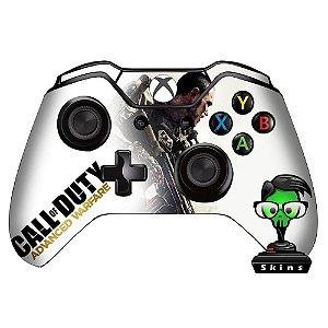Adesivo de Controle Xbox One Call Of Duty Advanced Warfare