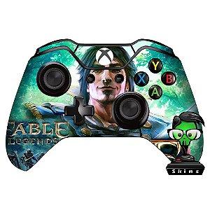 Adesivo de Controle Xbox One Fable