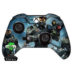 Adesivo de Controle Xbox One Halo