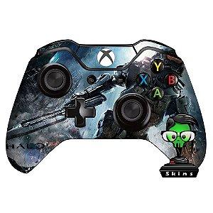 Adesivo de Controle Xbox One Halo Mod 02