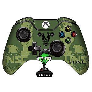 Adesivo de Controle Xbox One Halo Mod 03