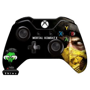 Adesivo de Controle Xbox One Mortal Kombat X