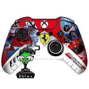 Adesivo de Controle Xbox One Ferrari