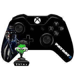 Adesivo de Controle Xbox One Payday