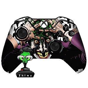 Sticker de Controle Xbox One Coringa Mod 01