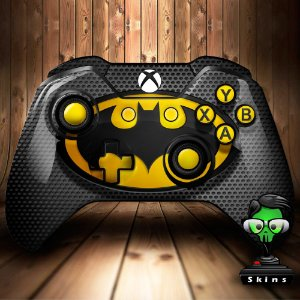 Sticker de Controle Xbox One Batman Mod 01