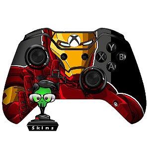 Sticker de Controle Xbox One Ironman Mod 01
