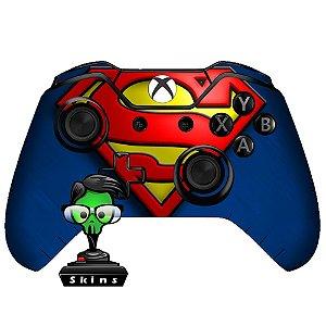 Sticker de Controle Xbox One Superman Mod 01