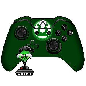 Sticker de Controle Xbox One Lanterna Verde Mod 01