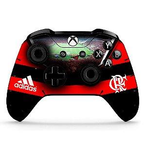 Sticker de Controle Xbox One Flamengo Mod 01