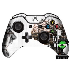 Sticker de Controle Xbox One The Evil Within Mod 01