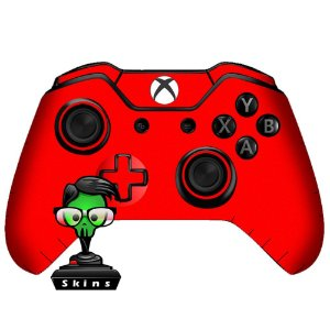 Sticker de Controle Xbox One Red Mod 01