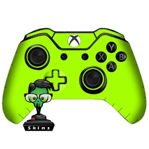 Sticker de Controle Xbox One Green Mod 02