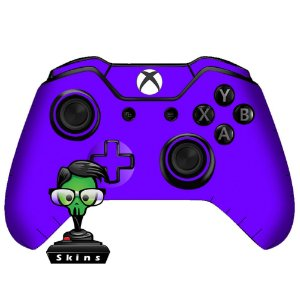 Sticker de Controle Xbox One Roxo Mod 01