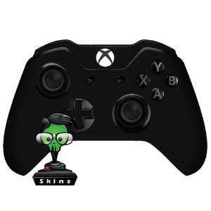 Sticker de Controle Xbox One Black Mod 01