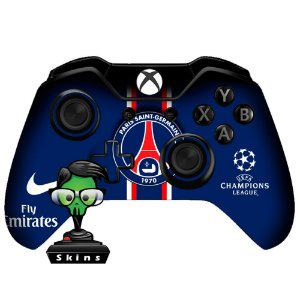Sticker de Controle Xbox One Paris Saint-Germain Mod 02