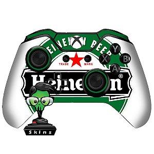 Sticker de Controle Xbox One Heineken Mod 02