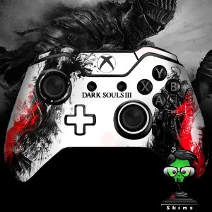 Sticker de Controle Xbox One Dark Souls Mod 02