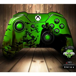 Sticker de Controle Xbox One Batman Mod 02