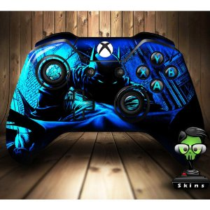 Sticker de Controle Xbox One Batman Mod 03