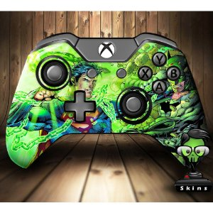 Sticker de Controle Xbox One Batman VS Superman Mod 01