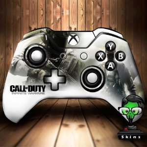 Sticker de Controle Xbox One Call Of Duty Mod 01