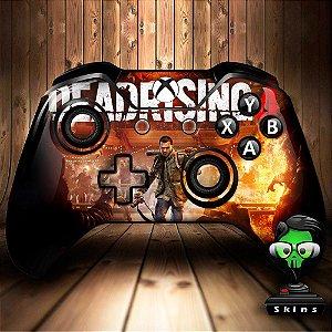 Sticker de Controle Xbox One Dead Rising Mod 01