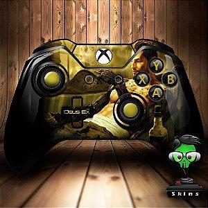 Sticker de Controle Xbox One Deus Ex Mod 01