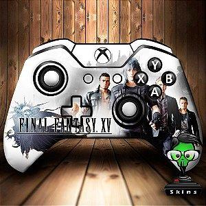 Sticker de Controle Xbox One Final Fantasy Mod 01