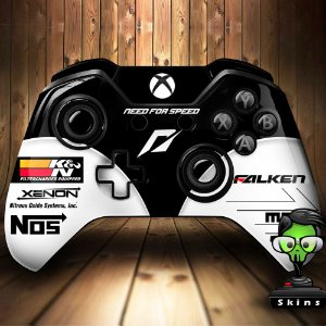 Sticker de Controle Xbox One Need For Speed Mod 01