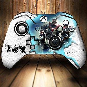 Sticker de Controle Xbox One Destiny Mod 02