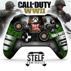 Sticker de Controle Xbox One Call Of Duty Mod 02