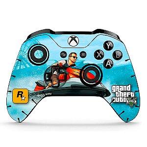 Sticker de Controle Xbox One GTA Mod 06