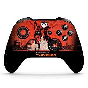 Sticker de Controle Xbox One The Division Mod 01