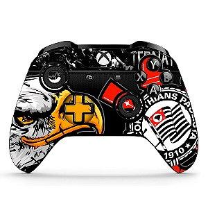 Sticker de Controle Xbox One Corinthians Mod 02