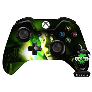 Sticker de Controle Xbox One Alien Mod 01