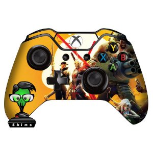 Sticker de Controle Xbox One Batleborne Mod 01
