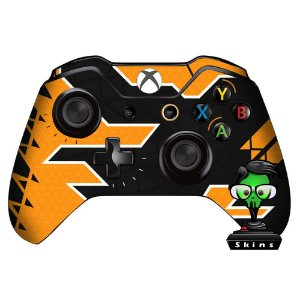 Sticker de Controle Xbox One Destiny Orange