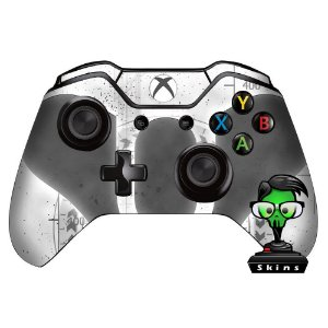 Sticker de Controle Xbox One Destiny White