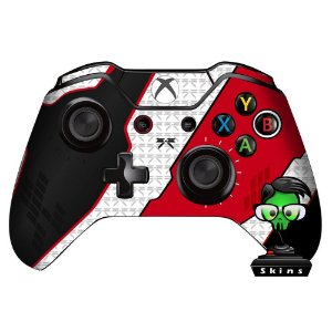Sticker de Controle Xbox One Destiny Red