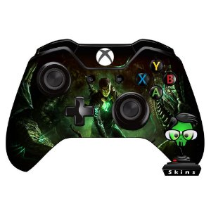 Sticker de Controle Xbox One Dragon