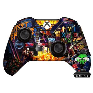 Sticker de Controle Xbox One Sunset Overdrive Mod 04