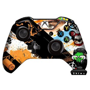 Sticker de Controle Xbox One Sunset Overdrive Mod 05