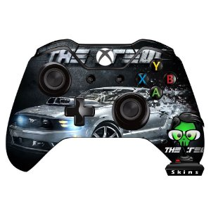 Sticker de Controle Xbox One Crew Mod 01