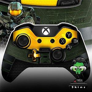 Sticker de Controle Xbox One Halo Mod 03