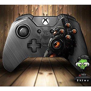 Sticker de Controle Xbox One Halo Mod 04